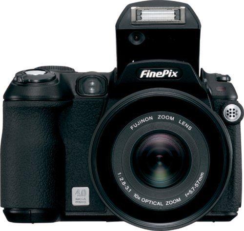 Billig kaufen Fuji FinePix S5500 Digitalkamera (4 Megapixel 10x opt. Zoom) Überlagerung