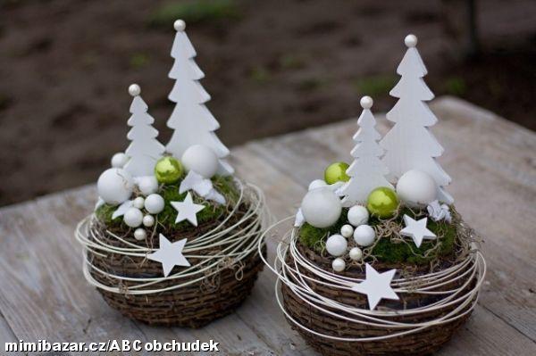 ♥♥Vánoční dekorace na Vánoce - vyrobte si!