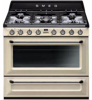 Smeg TRA90P Freestanding Electric Oven/Stove   Appliances Online