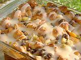 KRISPY KREME BREAD PUDDING -OMG!Sauces Recipe, Krispie Kreme, Rum Sauces, Puddings Recipe, Bread Puddings, Breads Puddings, Kreme Breads, Paula Deen, Krispy Kreme