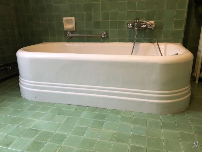 Nous vendons, pour cause de rénovation, cette baignoire en ...