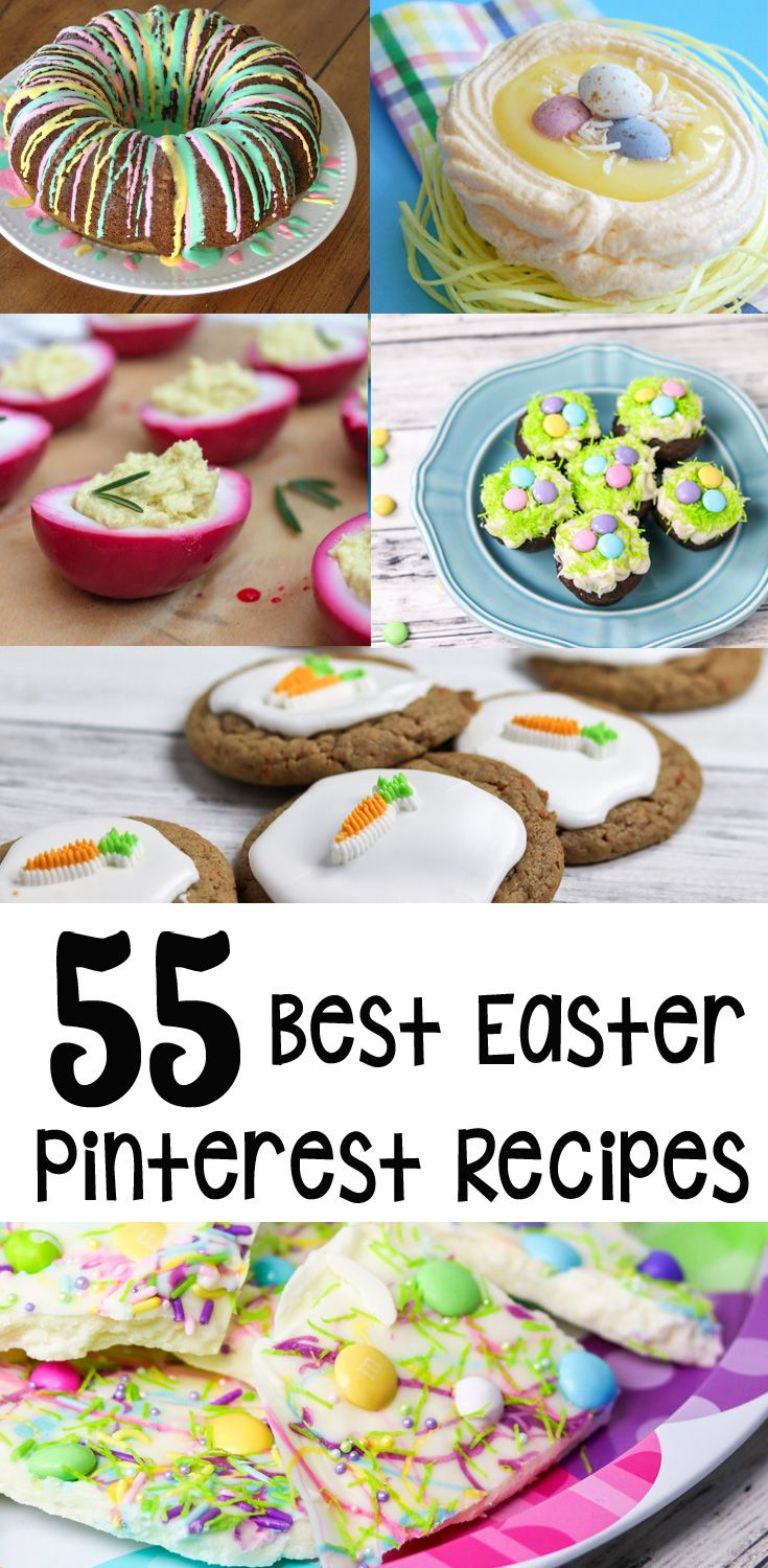 Are You Looking For The Best Pinterest Recipes Here S A Collection Of The Best Easter Pinterest Recipes Obv Easter Recipes Easter Breakfast Pinterest Recipes