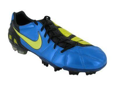 Nike Total90 Laser III FG Mens Soccer Cleats [385423-471] Neptune Blue/