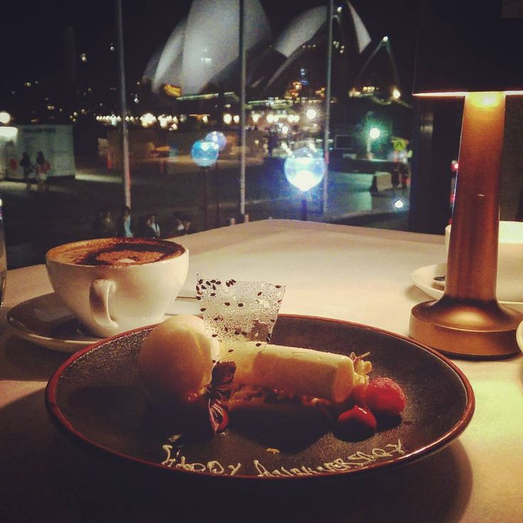 """To keep the wifey happy #dessert #operahouse #aria #marriedlife #anniversary #wife #husband #foodaddict #foodie #whatdiet #phiandmico4ever"""