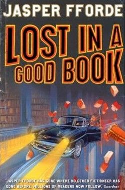 jasper fford book pictures | Jasper Fforde: Lost In A Good Book « Delta Orionis