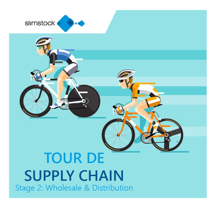 Inspired by team GB's triumph in the last few years, more and more of us are getting back on the saddle. How can businesses manage the supply hurdles that lie ahead in order to keep pace with evolving customer demand? http://go.slimstock.com/wholesaledistrib