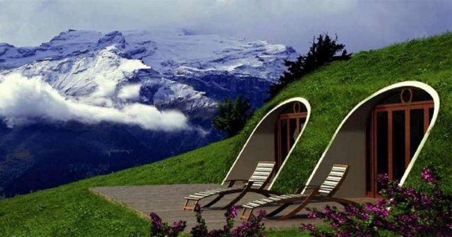 These guys build real-life hobbit houses— and they're absolutely amazing!
