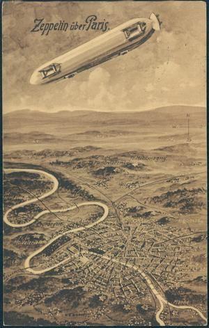 Zeppelin what is courage essay