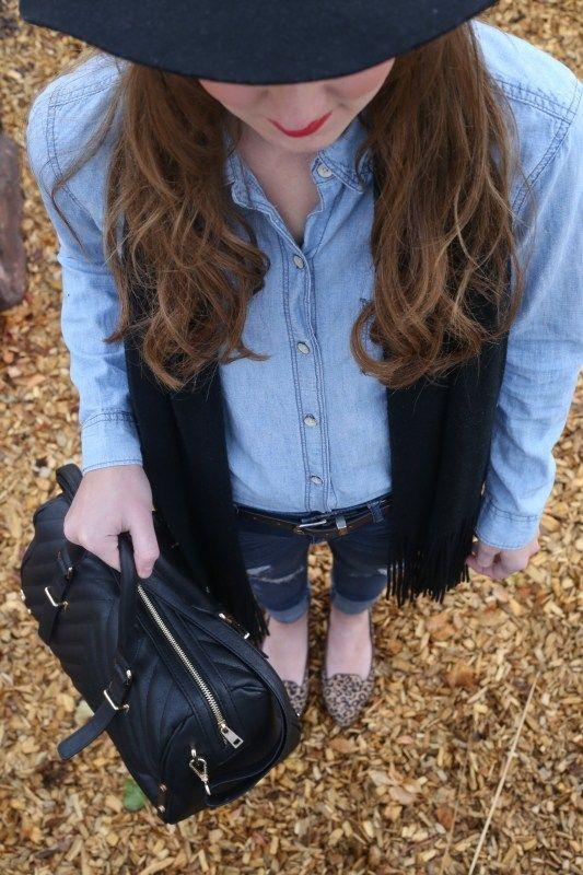 DressesAndDenim.com : winter outfit