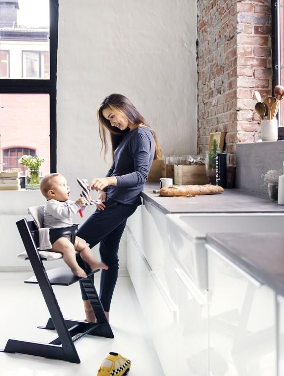 Stokke Tripp Trapp chair – a fan favorite for over 40years from the modern Scandinavian brand Stokke