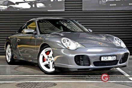 2002 PORSCHE 911 CARRERA 4 S 996