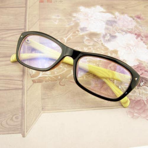 Color-Block Glasses