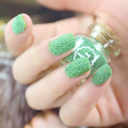 http://www.miascollection.com . caviar nail art  #nail polish