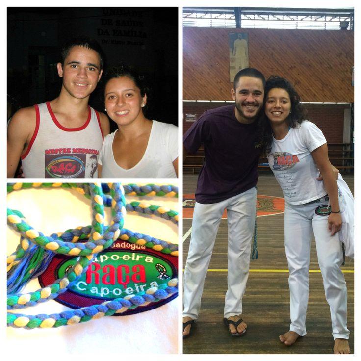 Cabelinho e Coni 2009 e hoje