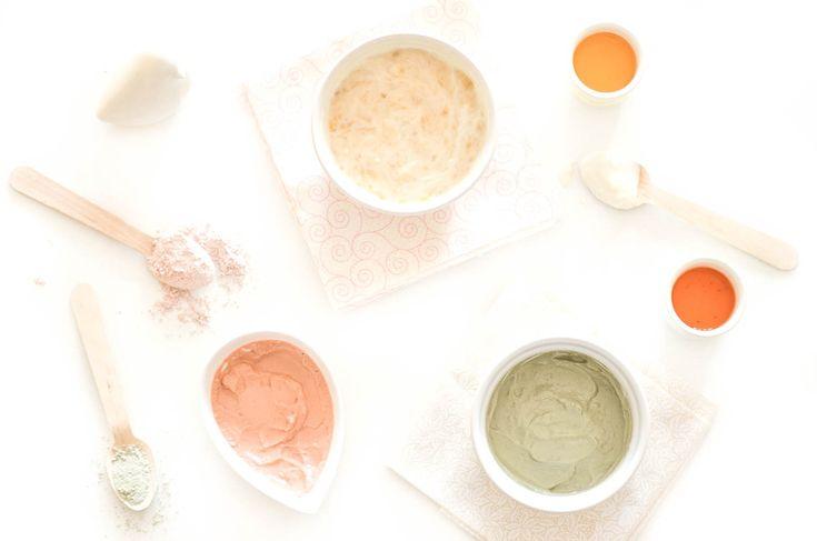 3 masques cheveux : gras ou secs ou cuirs chevelus irrités, avec des ingrédients simples, naturels et abordables. Bonus : c'est végane !