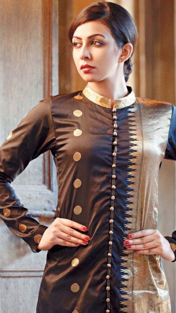 Sleeve Designs For Kurtis