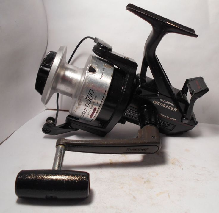 how to use a baitrunner fishing reel