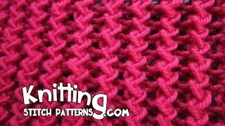 Rick Rack Scarf Tutorial on Purl Bee - YouTube