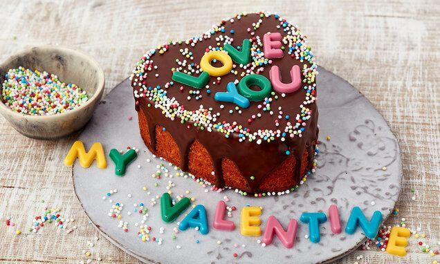 Kleines Vanille Herz Rezept In 2020 Muttertag Kuchen Kuchen Und Torten Lebensmittel Essen