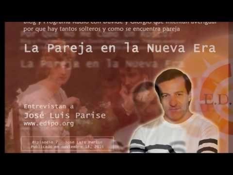 La Historia Oculta y la Enseñanza Oculta de Cristo: Entrevista de Claudio M Dominguez a JL Parise - YouTube