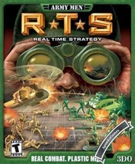 Army Men RTS is a game in the Army Men video game series. In this real time strategy game, Sarge, his heroes and the Green army are hun...