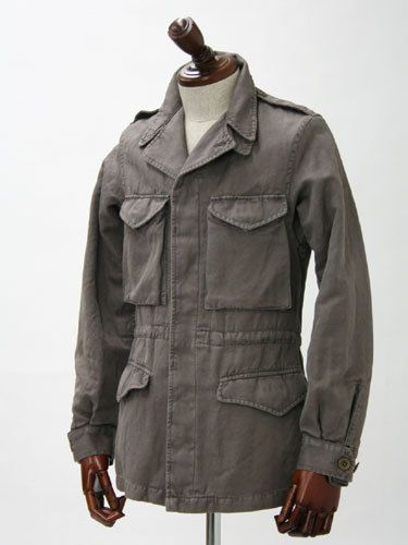 Linen for Summer, Tweed for Winter — sartorialdoctrine: Nice M65 Jacket from...