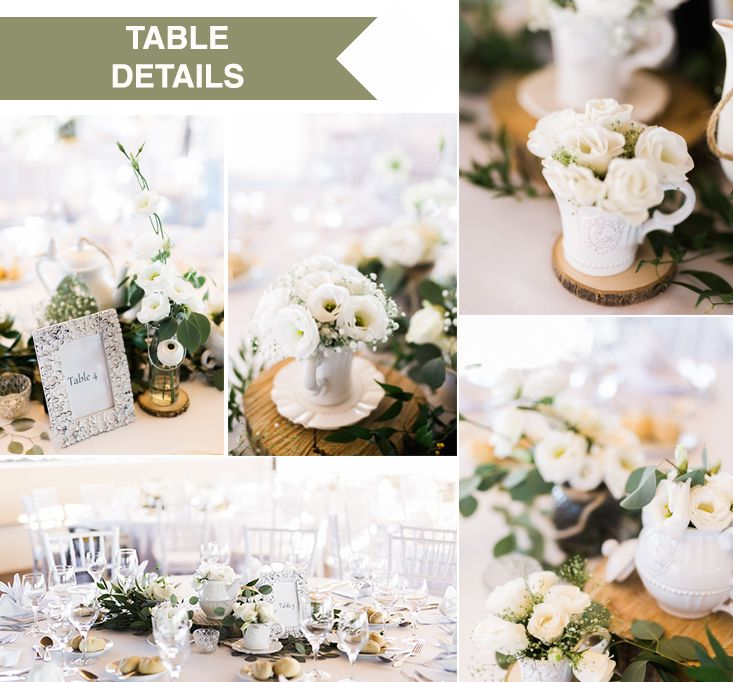 There's nothing like beautiful flowers to give your wedding reception a magic ambiance. Click by: Passionate Wedding Photography #weloveweddings #awp #paulaandkarina #weddings #destinationweddings #trends #inspiration #whiteimpactweddings