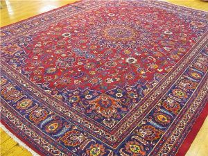 9' 11 x 12' 8 Mashad Rug  on  Daily Rug Deals