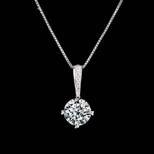 Round Crystal Necklace    BUY HERE => www.beeutifuljewels.com