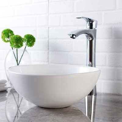 Top 10 Best Bathroom Vessel Sinks in 2019 Reviews