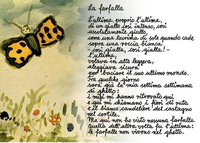 Terezin Farfalla Gialla Ricerca Google Cose Gialle Giallo Free