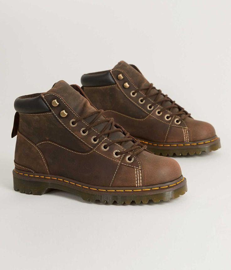 Dr. Martens Alderton Boot - Men's Shoes in Brown Kingdom | Buckle
