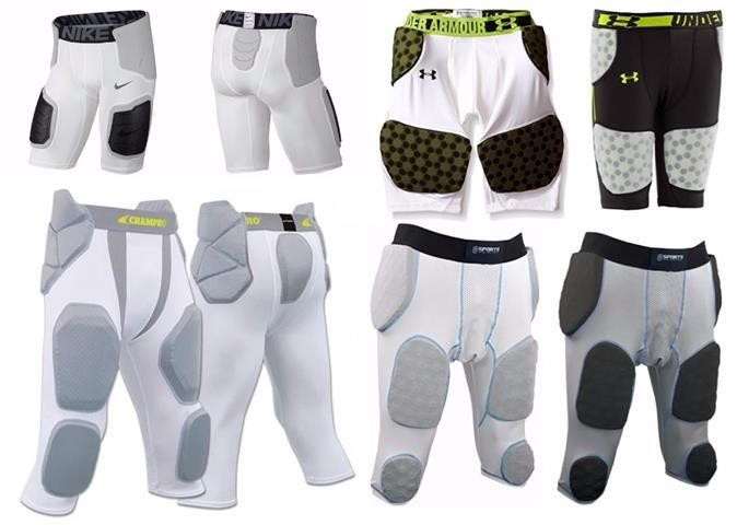 If you are looking for high quality football girdles & padded pants that have maximum protection & comfort then check this list and read all my reviews now!