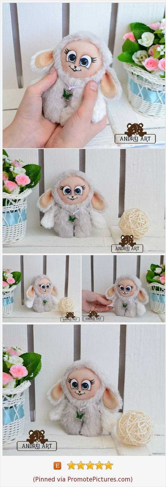 Easter Bunny Rabbit souvenir Exclusive Gift Present for Easter https://www.etsy.com/DollsbyLilia/listing/582735576/easter-bunny-rabbit-souvenir-plush?ref=shop_home_active_1  (Pinned using https://PromotePictures.com)