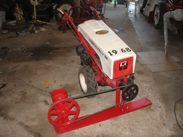 Two Wheel Tractor Attachments : Gravely walk behind digger google search stuff