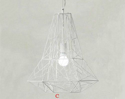 Minimalst Geometric Pendant Light Chandelier STYLE C
