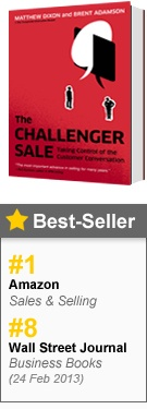 CEB's Challenger Sale