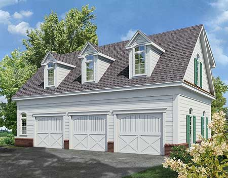 604 best Carriage House Designs images on Pinterest | Garage ideas ...