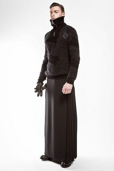 Jean Paul Gaultier - Menswear - Fall-winter 2012-2013 - Flip-Zone