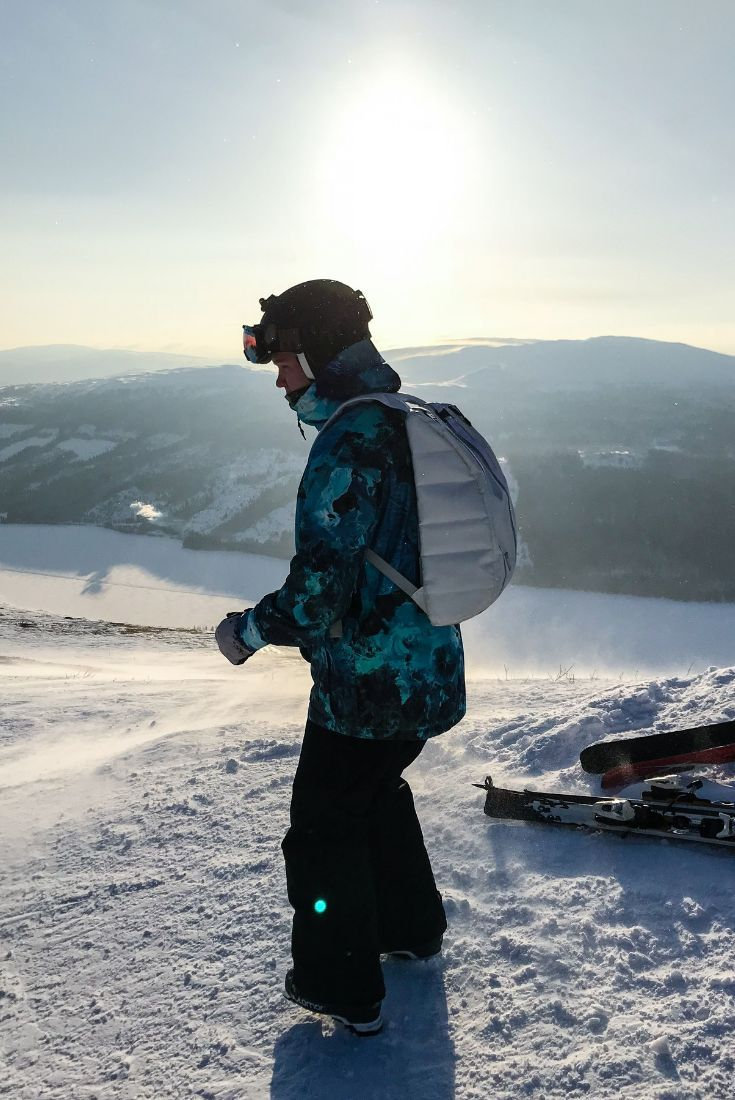 Transpack Trv Pro Backpack Is Perfect And The Numerous Pockets And Compartments Allow You To Organize The Essen Ski And Snowboard Winter Hiking Snowboard Boots