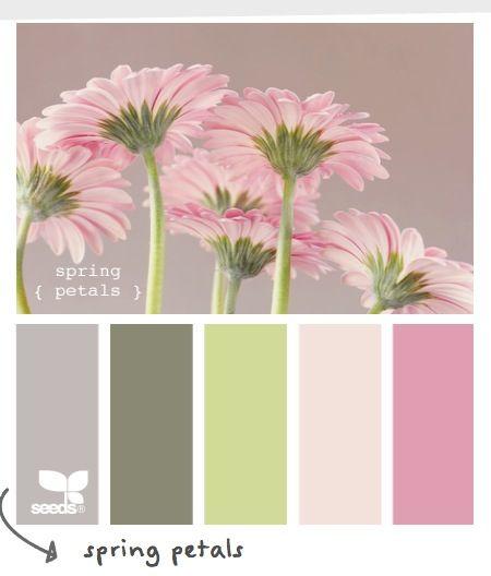 spring petals:::Design Seeds