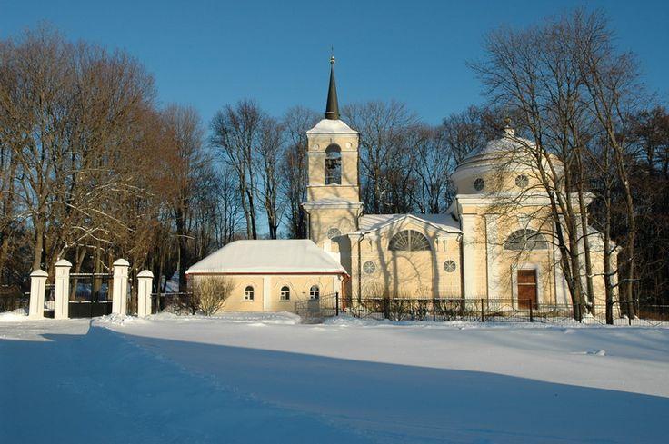Spasskoye-Lutovinovo