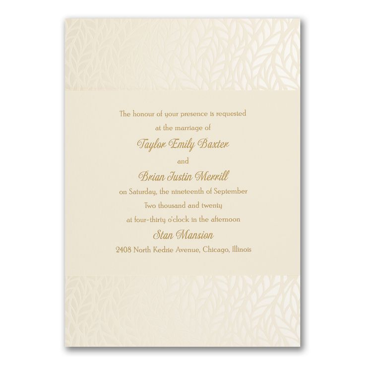 how to put guest names on wedding invitations%0A Cover your guests with love when you send them this  ecru   weddinginvitation  The