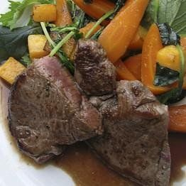 Awesome Venison Recipe (not ours!)