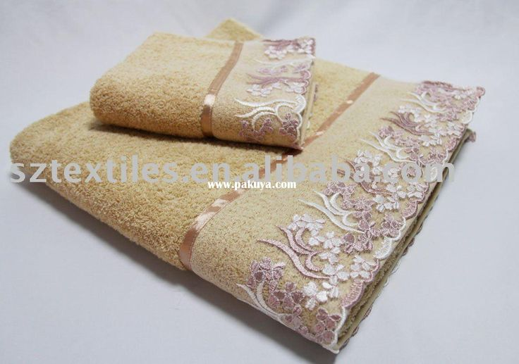 105 best images about home decor bathroom decorative - Decorative hand towels for bathroom ...