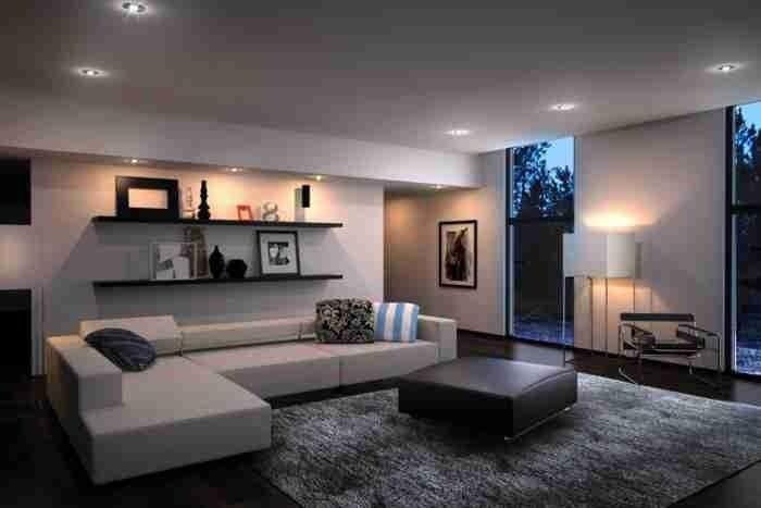 Wohnzimmer Ideen Modern vorhänge wohnzimmer ideen modern ...