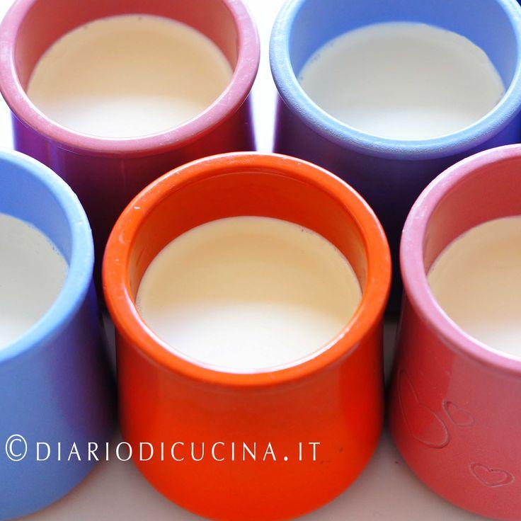 Yogurt fatto in casa - Diario di Cucina. Expat-Mamma in Francia. Ecco 8 buone ragioni per abbandonare completamente lo yogurt del supermercato.