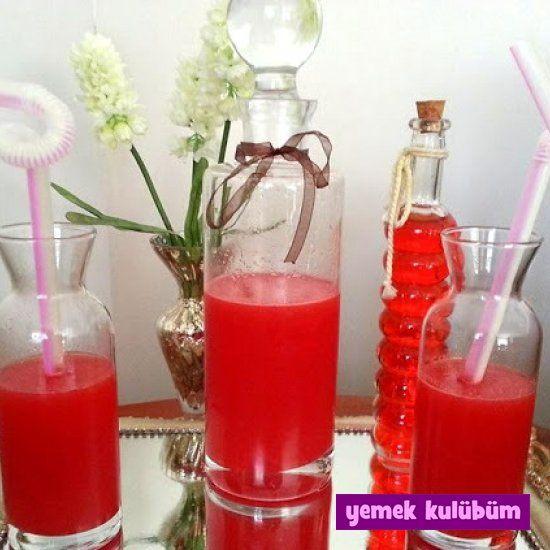 TARİF : Karpuz Limonatası   #karpuz #limonata #karpuzsuyu #limon #limonsuyu #içecek #sıcakhava #yaz #yazmevsimi #summer #watermelon #melon #kokteyl #coctail #tazenane #freshmint #mint