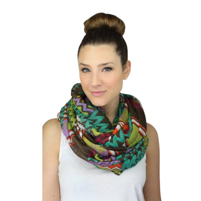 29 Best Images About Sjaals On Pinterest Chevron Scarves