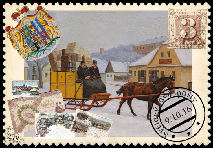 Světový den pošty